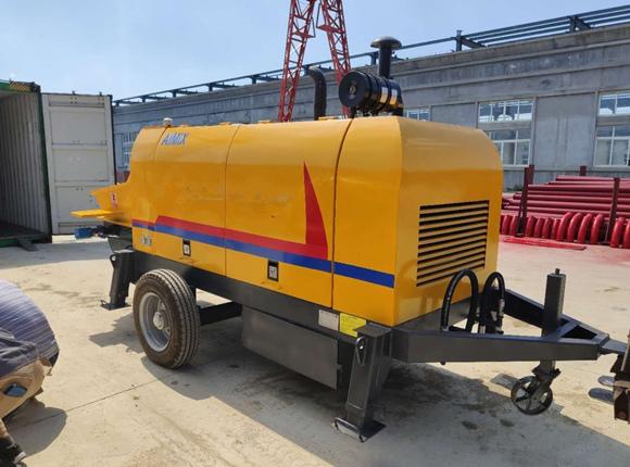 Good Diesel Concrete Pump