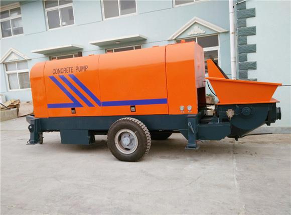 concrete diesel pump for sale
