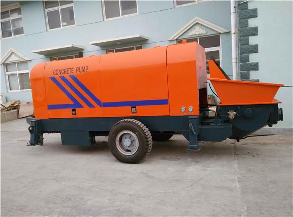 high quality concrete pump