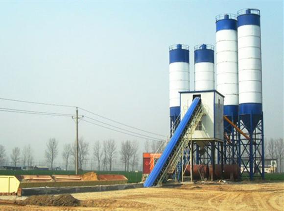 AJ-90 Concrete Batching Plant for Sale