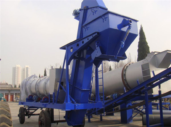 ALYT20 Mobile Drum Plant for Sale