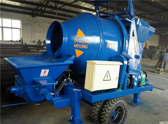 Professional Concrete Pump for Sale