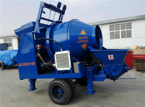 good concrete diesel pump