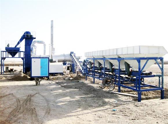 ALYT20 Continuous Mobile Asphalt Plant
