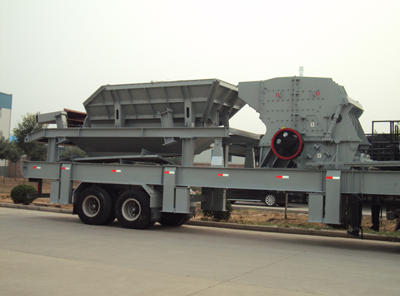 mobile crusher plant for sale