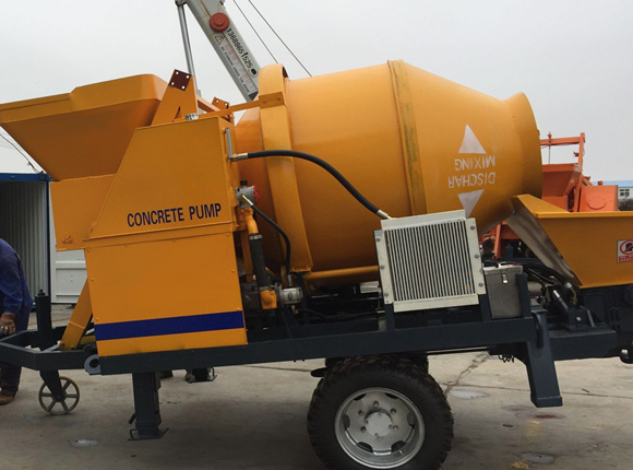 excellent concrete pump