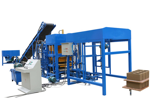 ABM-4SE brick machine
