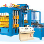 Brick Paving Machine